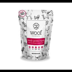 Woof Lamb Green Tripe
