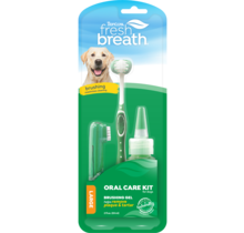 Oral Care Kit Large Dog 3pc