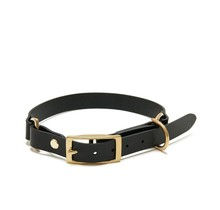 Adjustable Full Leather Black