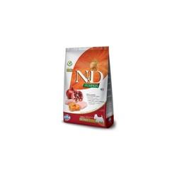N&D Pumpkin Grain Free Dog Chicken & Pomegranate Mini