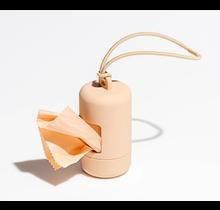 Poop Bag Carrier 2.0 - Tan