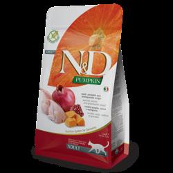 N&D Pumpkin Grain Free Cat Quail