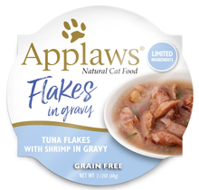 Cat Pot Tuna with Shrimp in Gravy 60g