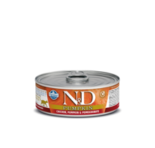 N&D Pumpkin Cat Food Canned Chicken & Pomegranate 2.8oz