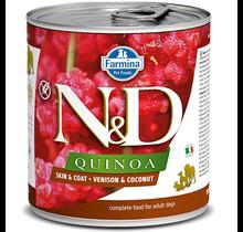 N&D Quinoa Skin & Coat - Venison & Coconut