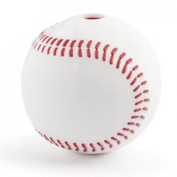 Baseball White & Red