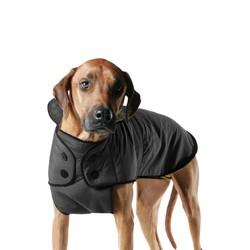 Belted Coat - Black