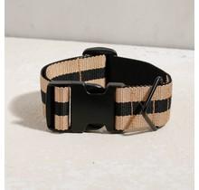 The City Dog Collar - Rue Cambon M (14 - 18 inches)