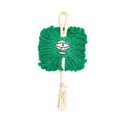 Linslins Dog Toy Green