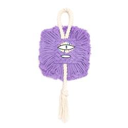 Linslins Dog Toy Purple
