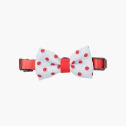 Cat Bow Tie Collar Yayoi Kusama Style