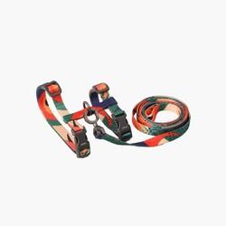Pidan Cat Harness and Leash Set Multicolor