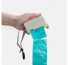 Poop Bag Dispenser Flashlight Type