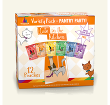 Cats in the Kitchen Variety Pack 12x3oz