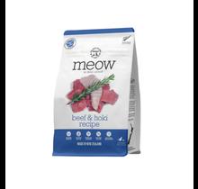 Meow Air Dried Beef & Hoki