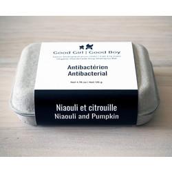 Niaouli Organic Soap 135 gr