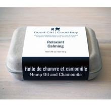 Hemp Organic Soap 135 gr