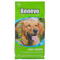 Benevo Dog Adult Original Vegan