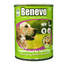 Benevo Duo Vegan Food for Cats & Dogs