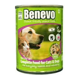 Benevo Duo Vegan Food for Cats & Dogs 13oz