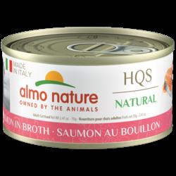 HQS Salmon in Broth 70g