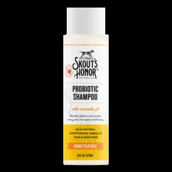 Skouts Probiotic Shampoo Honey 16oz