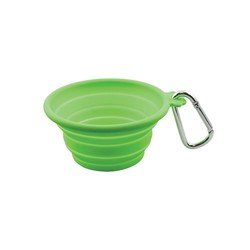 Collapsible Bowl Lime