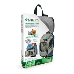 Travel 2-in-1 Backpack Carrier