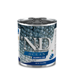 N&D Ocean - Salmon & Codfish