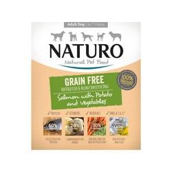 Adult Dog - Grain Free Salmon & Potato with vegetables