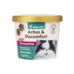 Aches & Discomforts Soft Chews for Cats 60ct