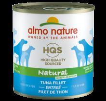 HQS Adult Dog Food Entre Tuna Fillet 80g