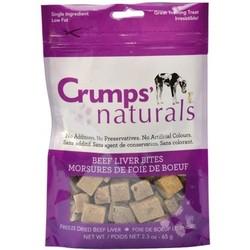 Crumps Freeze-Dried Beef Liver Bites