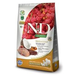 N&D Quinoa Grain Free Skin & Coat Quail