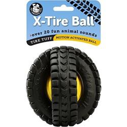 "X-Tire Ball Animal Sounds Small 3.5"""