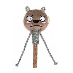 Cat Silvervine Toy - Fangs