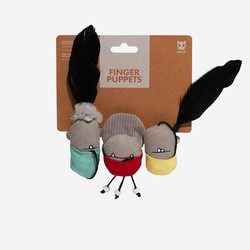 Fingers Puppets (Set of 3)