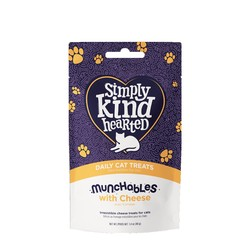 Cat Munchables With Cheese 40g