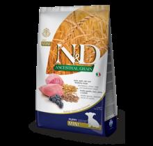 N&D Ancestral Low Grain Puppy Lamb & Blueberry Mini