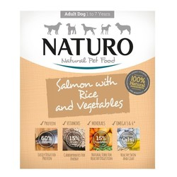 Copy of Adult Dog - Grain Free Salmon & Potato with vegetables