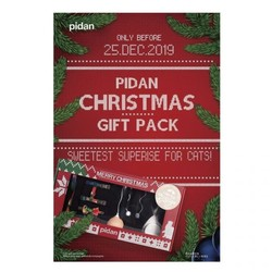 Pidan Christmas Gift Pack for Cats