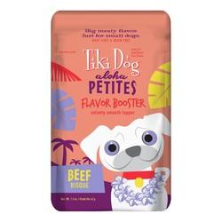 Tiki Dog Flavor Booster Beef 1.5oz