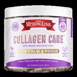 Collagen Care Soft Chews Calm & Focus 60ct