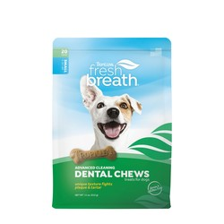 Dental Chew Advanced Cleaning Sml 20ct