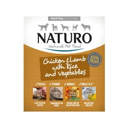 Copy of Adult Dog - Grain Free Salmon  with Rice &  Vegetables