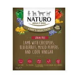 Copy of Naturo Canine Chef's Selection Grain Free Chicken with Coconut