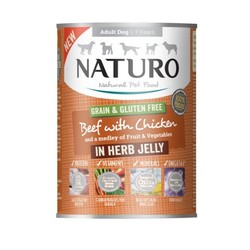 Copy of Naturo Chicken with Sweet Potato