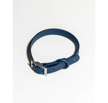 Wild One Collar - Navy Small