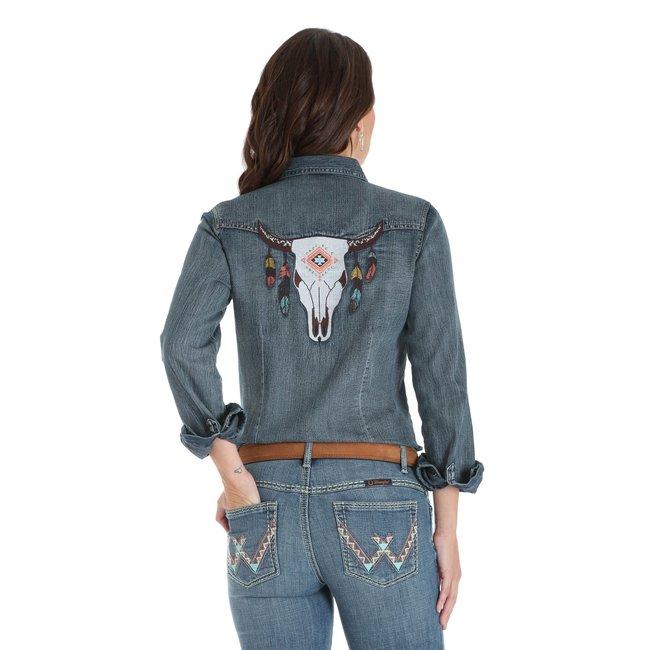 Wrangler Women's Western Shirts