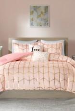 JLA Home Raina Full/Queen 5PC Bedding Set